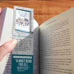 Bookmark 3D mockup