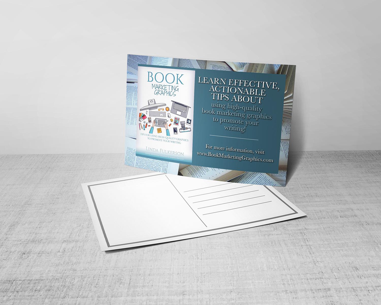 Printable Materials - Book Marketing Graphics
