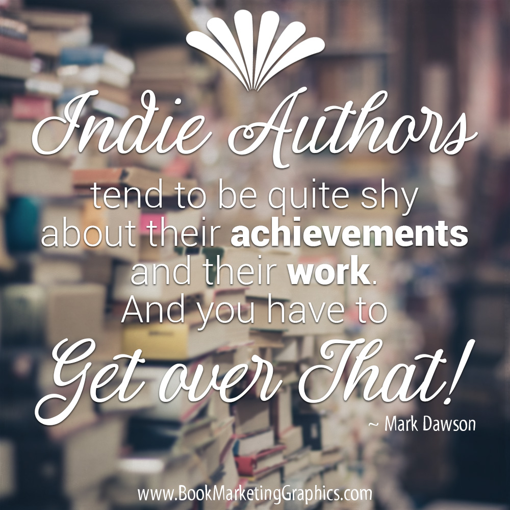 Quote for Indie Authors