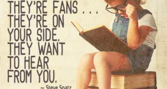 Steve Spatz Quote