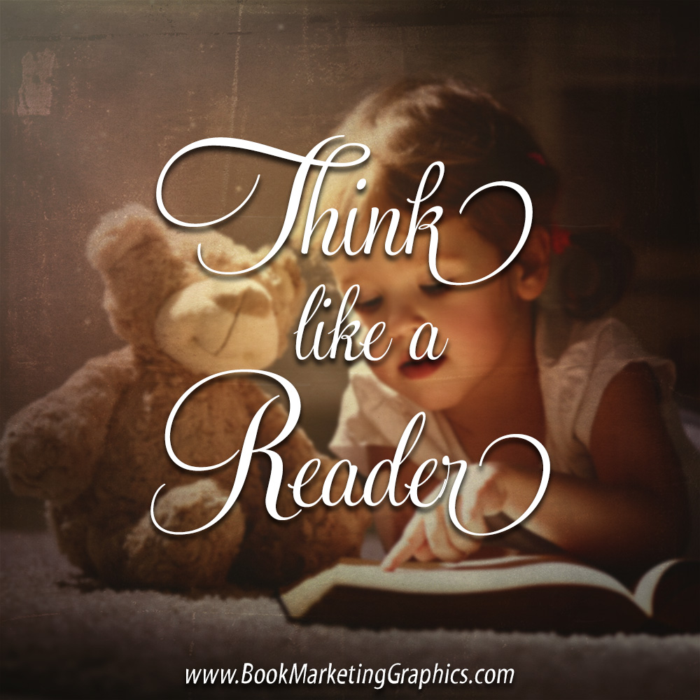 Think Like a Reader quote