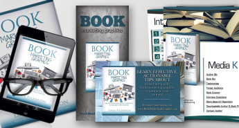 What Makes Book Marketing Graphics Different