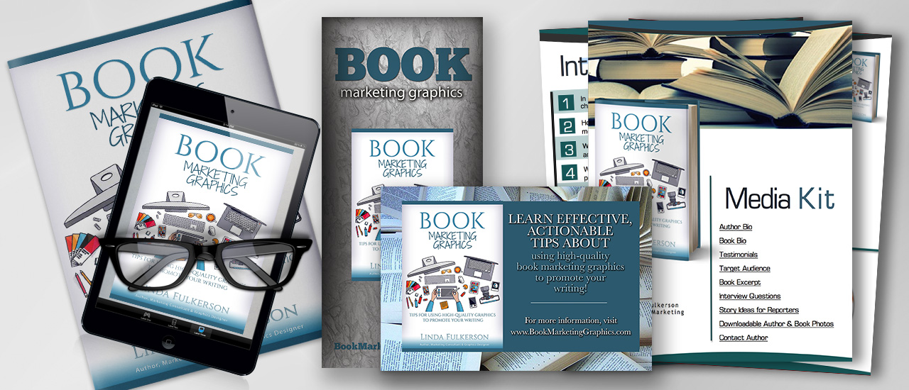 Book Marketing Graphics