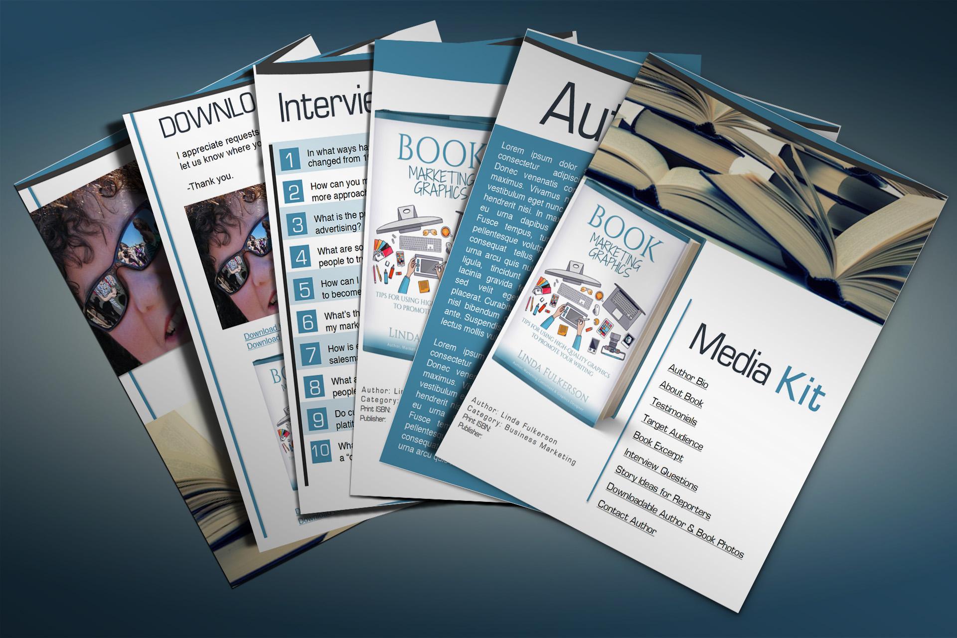 Media Kit Mockup