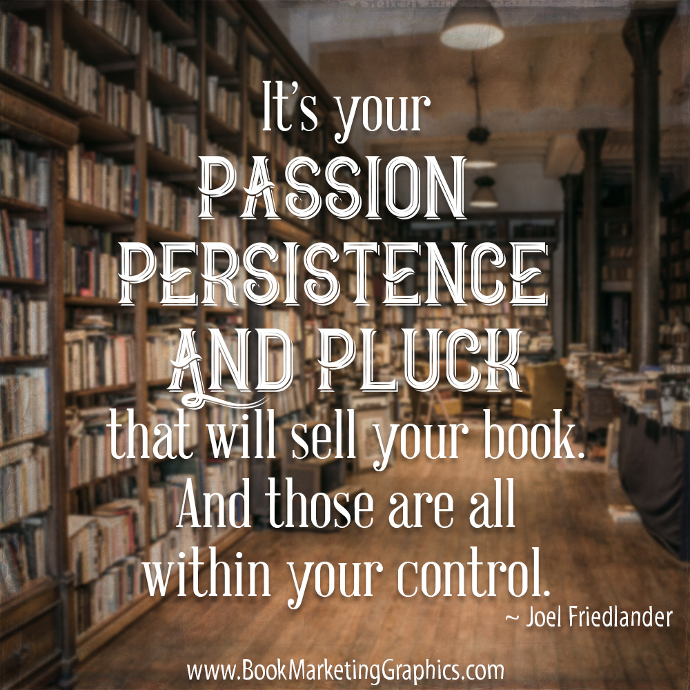 Joel Friedlander quote