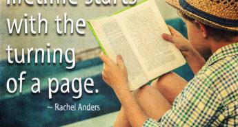 Rachel Anders Quote